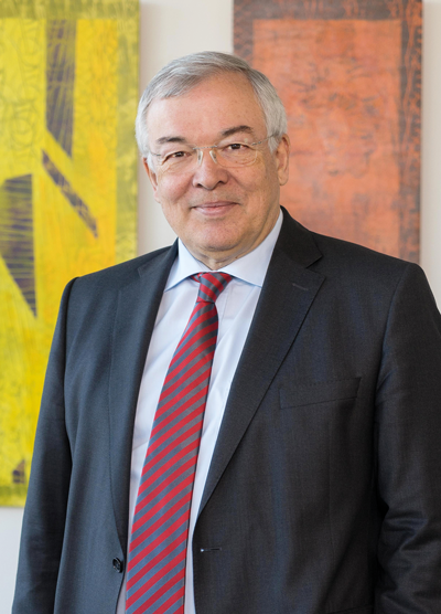 Prof. Thomas Bauer © BAUER Group